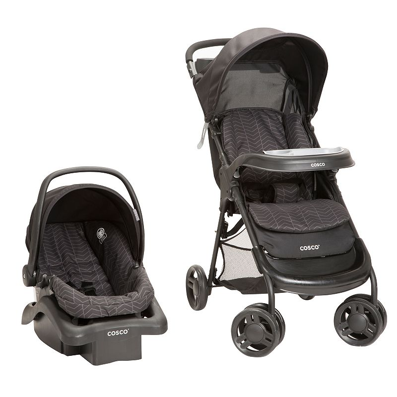Cosco Lift & Stroll Plus Stroller Travel System