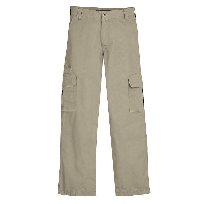 Boys 8-20 Dickies Relaxed-Fit Straight-Leg Ripstop Cargo Pants