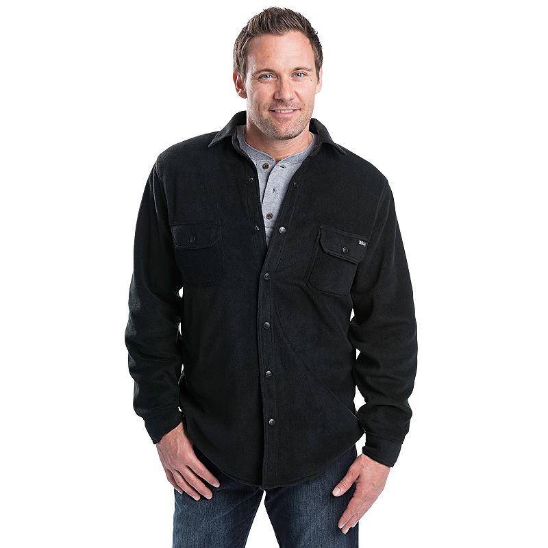Men's Woolrich Andes Fleece-Lined Shirt Jacket
