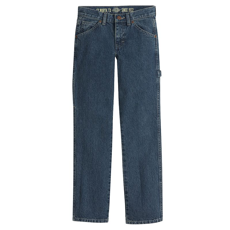 Boys 8-20 Dickies Relaxed-Fit Straight-Leg Carpenter Jeans