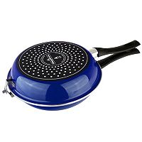Magefesa 2-pc. Nonstick Porcelain Enamel 9.5-in. Detachable Frittata Skillet Set