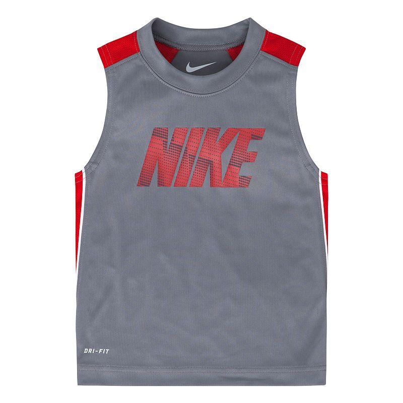 Toddler Boy Nike Dri-FIT Colorblock