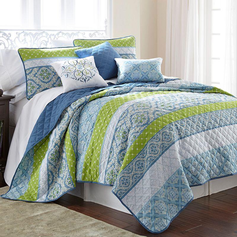 Sheila 6-piece Quilt Set