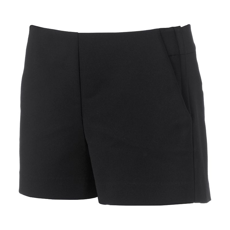 Juniors' Candie's® High-Waisted Shortie Shorts