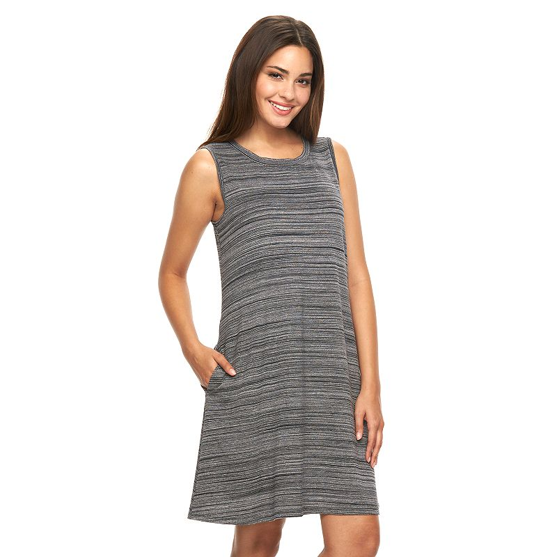 Women's AB Studio Space-Dye Swing Dress