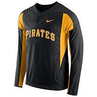 Men's Nike Pittsburgh Pirates Windbreaker Pullover
