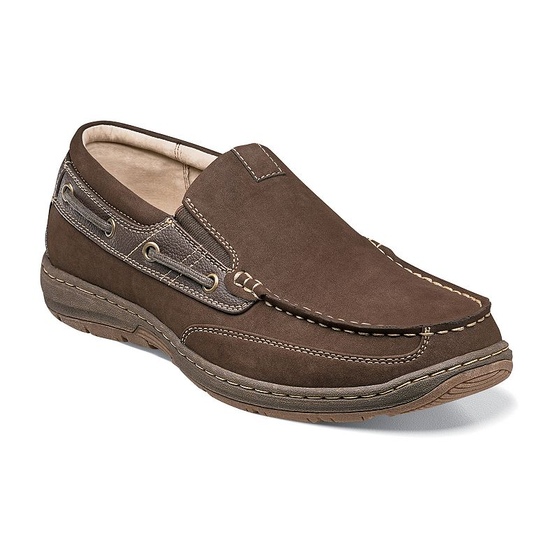 Nunn Bush Outboard Men's Oxford Boat Shoes