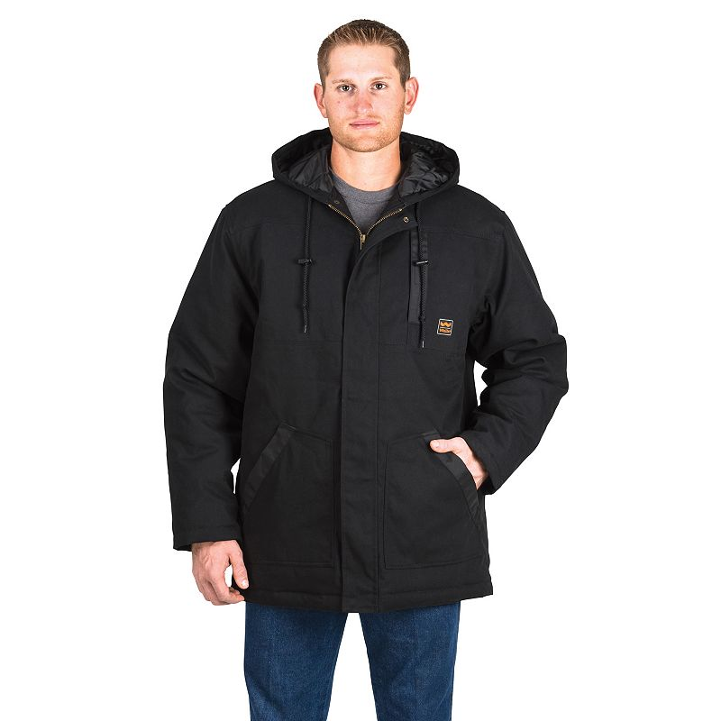 Men's Walls Blizzard-Pruf Insulated Hooded Coat
