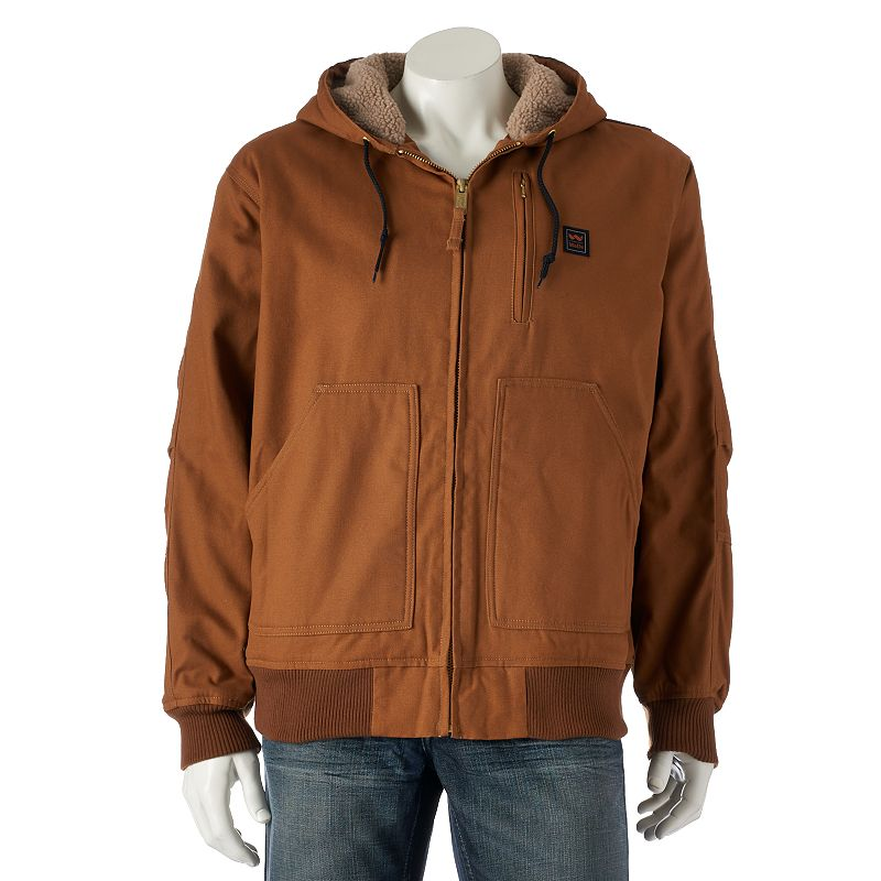 Men's Walls Zero-Zone Sherpa-Lined Jacket