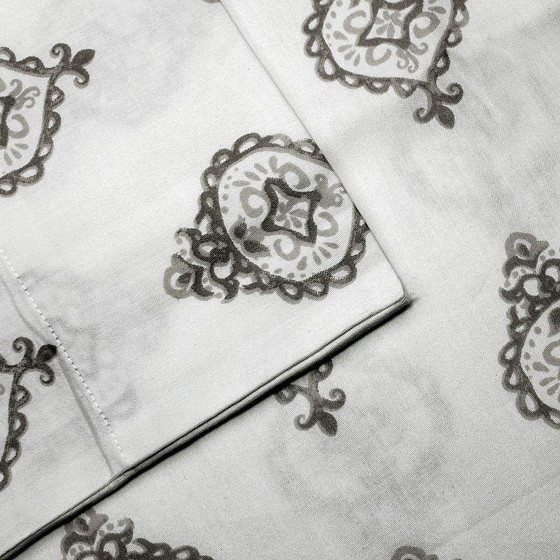 Medallion Cotton Sheet Set