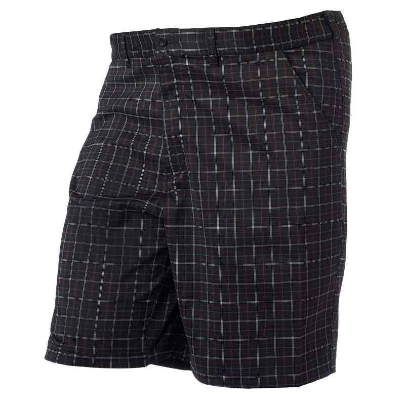 Big & Tall FILA SPORT GOLF Pine Valley Classic-Fit Plaid Shorts