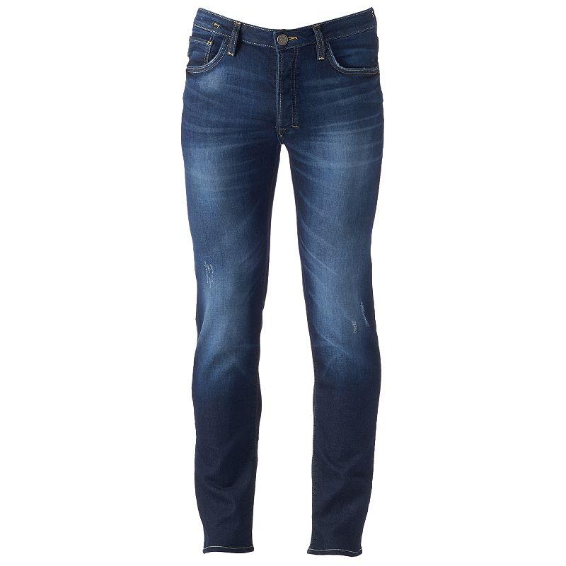 Men's JNCO Slim Straight Jeans