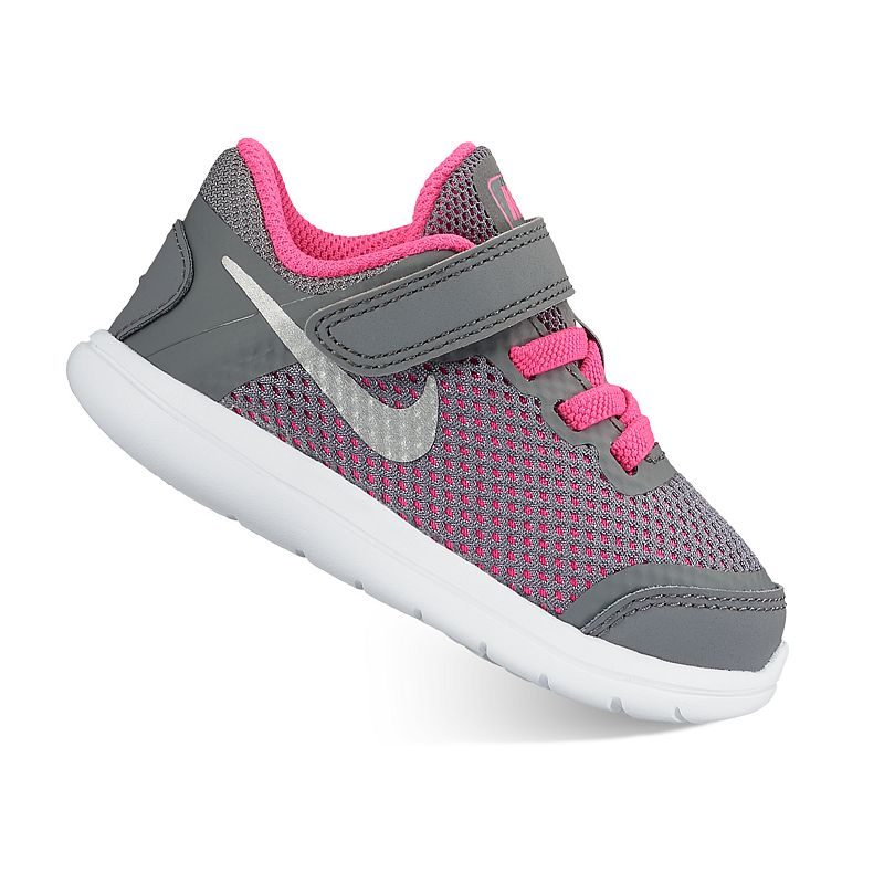 Nike Flex Run 2016 Toddler Girls' Athletic Shoes