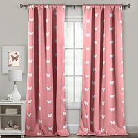 Duck River 2-pack Wink Blackout Curtains - 39'' x 84''