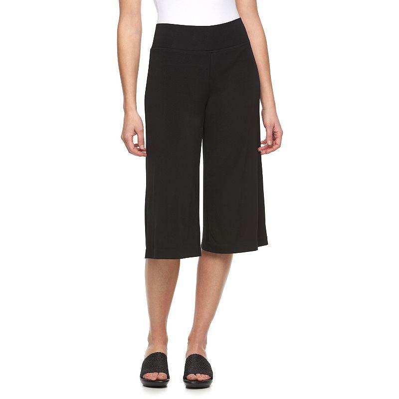 Women's Dana Buchman Solid Gaucho Pants