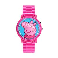 Peppa Pig Kids' Digital Sound Effects Watch
