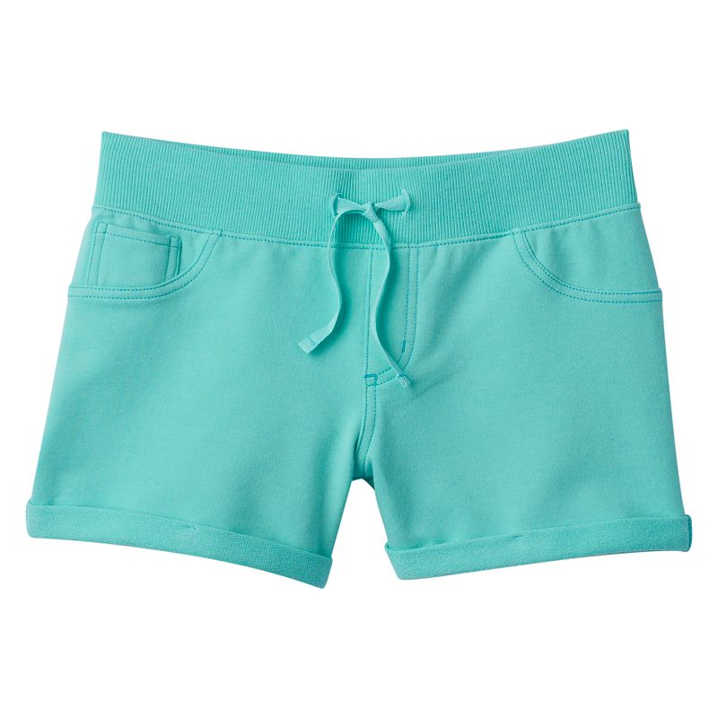 Girls 7-16 & Plus Size SO® Solid Knit Shorts