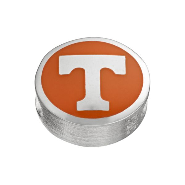 FioraSterling Silver Tennessee Volunteers Bead