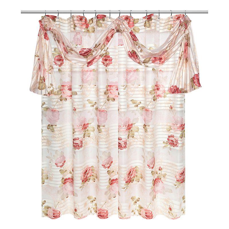 Popular Bath Madeline Shower Curtain