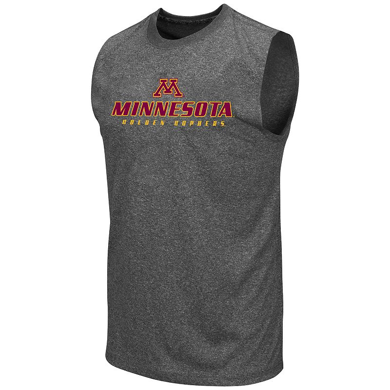 Men's Campus Heritage Minnesota Golden Gophers Fleet Sleeveless Tee