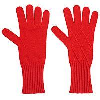 Apt. 9® Cashmere Cross-Stitch Gloves