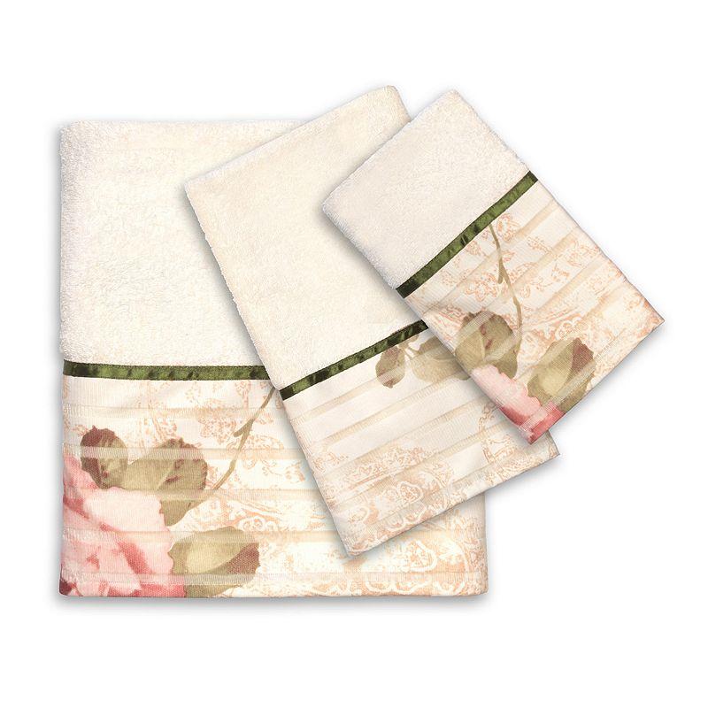 Popular Bath Madeline 3-piece Towel Set