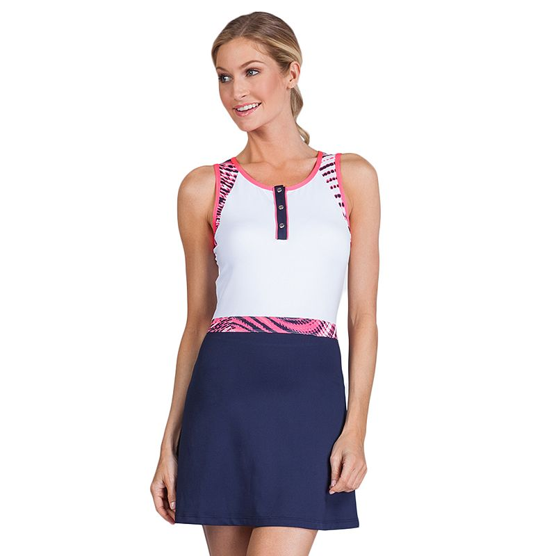 Women's Tail Making Waves Vera Tennis Dress