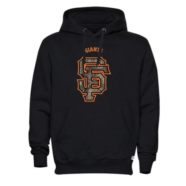 Men's San Francisco Giants Realtree Logo Hoodie