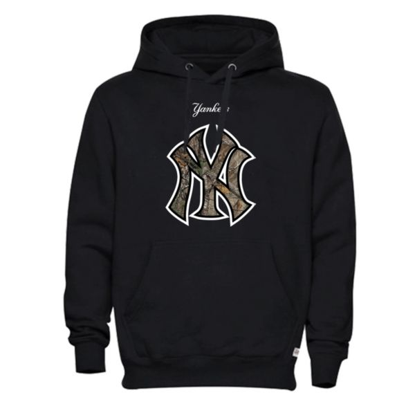Men's New York Yankees Realtree Logo Hoodie