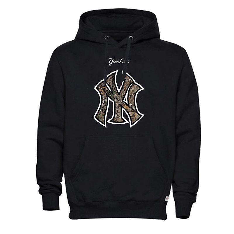 Men's New York Yankees Realtree Logo Hoodie