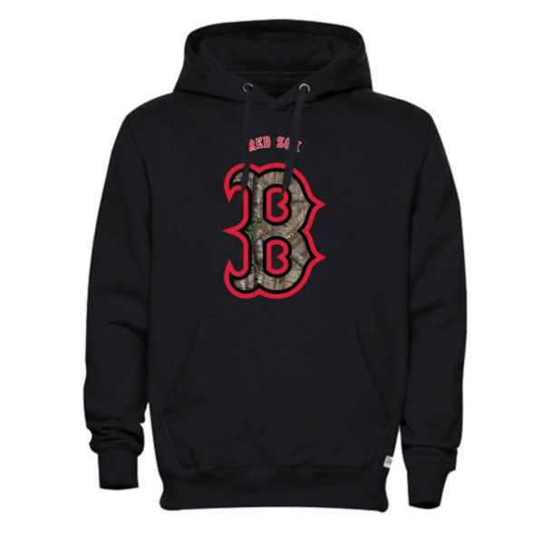 Men's Boston Red Sox Realtree Logo Hoodie