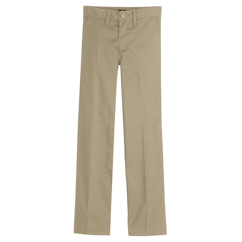 Boys 8-20 Dickies Flex Slim-Fit Straight-Leg Ultimate Khaki Pants