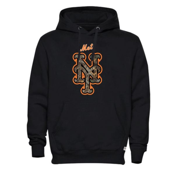Men's New York Mets Realtree Logo Hoodie
