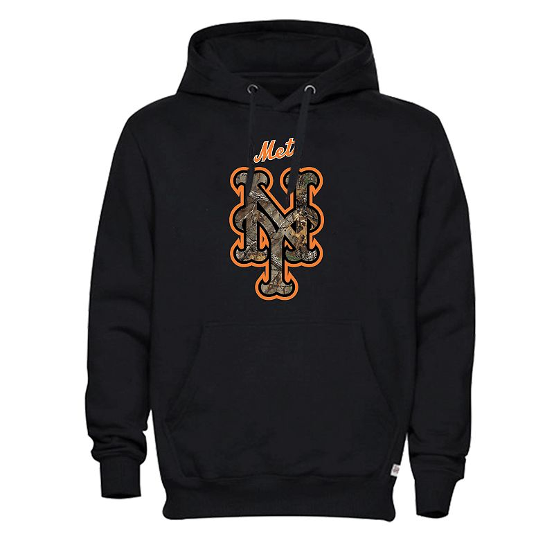 Men's New York Mets Realtree Logo Hoodie