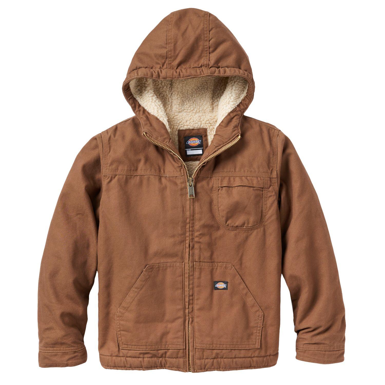 Boys Brown Coats QwggiF