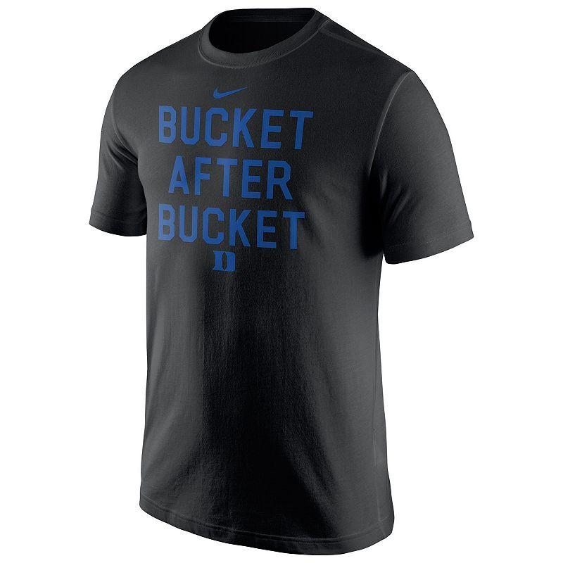 Men's Nike Duke Blue Devils Buckets Tee