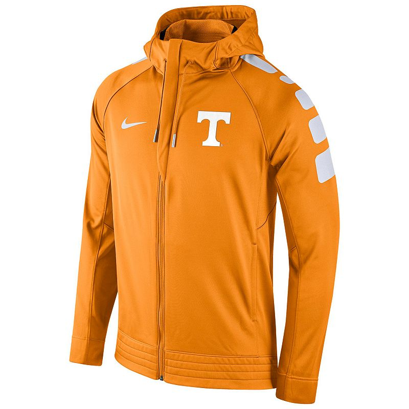 Men's Nike Tennessee Volunteers Elite Striped Hoodie