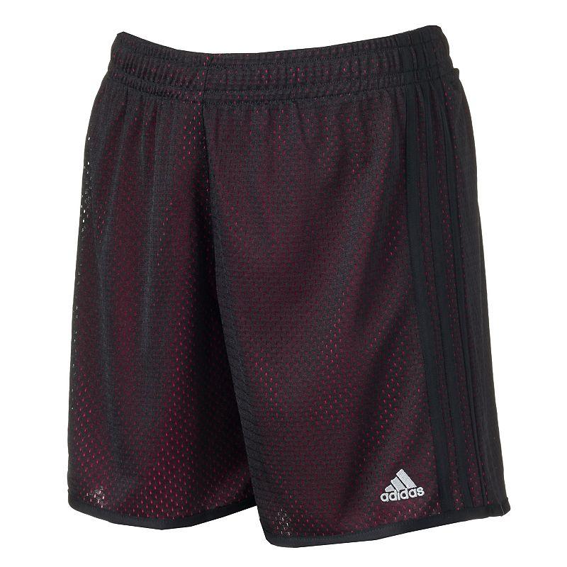 Women's adidas climalite On Court Mesh Basketball Shorts