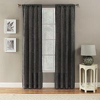 Corona Curtain Charlet Ocean Rod Pocket Curtain