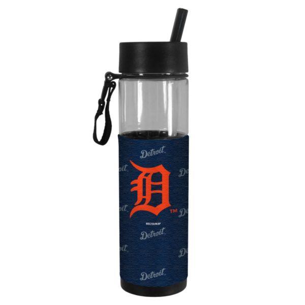 Boelter Detroit Tigers Neoprene Slim Water Bottle