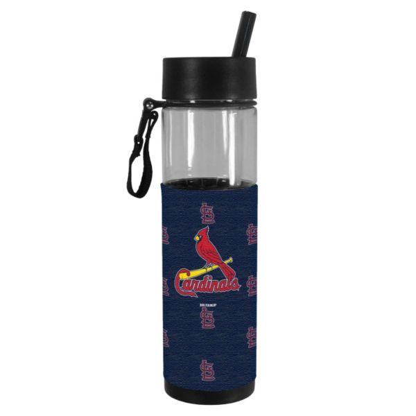 Boelter St. Louis Cardinals Neoprene Slim Water Bottle