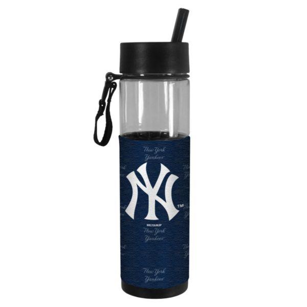 Boelter New York Yankees Neoprene Slim Water Bottle