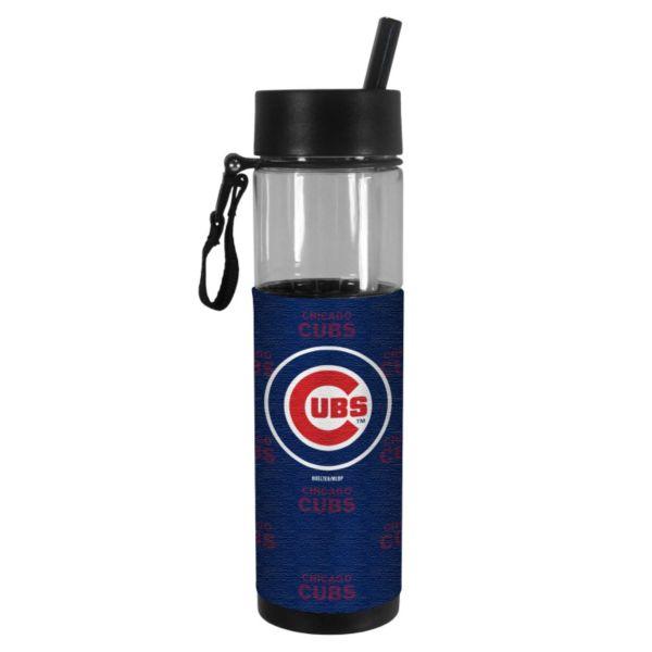 Boelter Chicago Cubs Neoprene Slim Water Bottle
