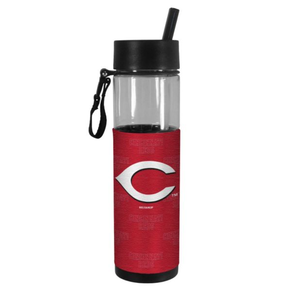 Boelter Cincinnati Reds Neoprene Slim Water Bottle