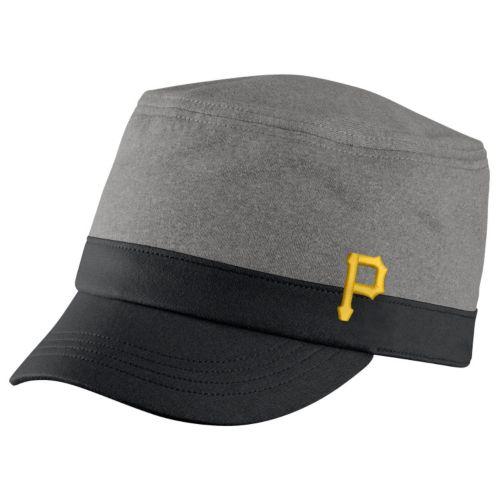Women's Nike Pittsburgh Pirates Dri-FIT Legend Cadet Cap