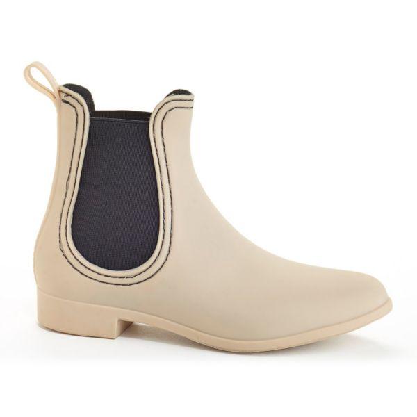 Henry Ferrera Clarity Sky Women's Water-Resistant Ankle Rain Boots