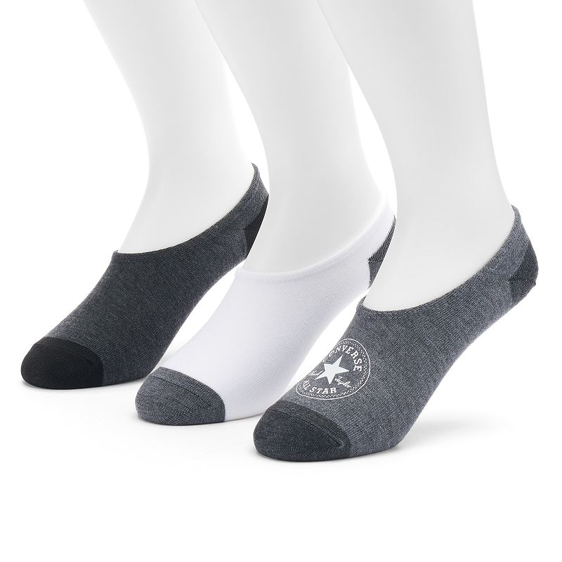 Men's Converse 3-pack Made For Chucks Liner Socks