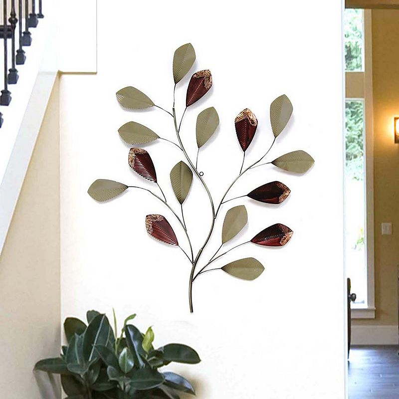 Stratton Home Decor Branch Metal Wall Decor