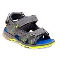 Rugged Bear Toddler Boys' Light-Up Sandals