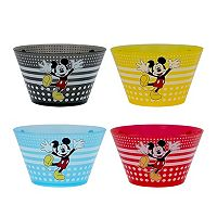 Disney's Mickey Mouse 4-pc. Bowl Set by Jumping Beans®